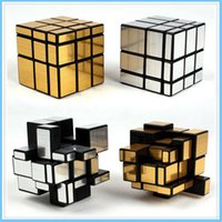 Wholesale popular puzzles - Magics Cube Mirror Magic Square Puzzle Speed Twist Learning And Education Toy For Children Popular 5 8hh C