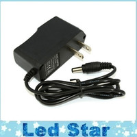 Wholesale Adapter 12v 1a Eu - High Quality AC 100V~240V to DC Power supply 12V 1A adapter adaptor US EU Plug + CE UL FCC