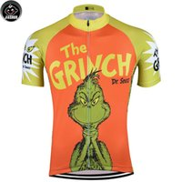 Cartoon Funny Classical Mountain Road RACE Bike Team Pro Cycling Jersey   Shirts & Tops Clothing Breathable Customized JIASHUO