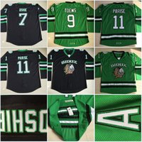 9 Jonathan Toews Throwback Fighting Sioux Jersey para hombre 11 Zach Parise High Quality DAKOTA College Hockey Jerseys