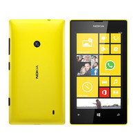 Telefoni cellulari ricondizionati Nokia 520 Lumia Dual Core Windows 512MB / 8GB 3G 4