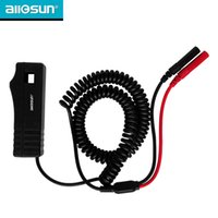 Wholesale Parts Car Engines - Pro Inductive Pickup Lead Set Engine System Signal Sampling Clampwork with multimeter Car Vehicle Accessories Parts All Sun EA103