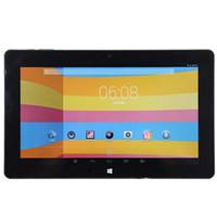 ingrosso tavoletta sensore camera g-10.6 pollici Tablet Cube i10 Dual Boot PC Android Windows 10 2 GB / 32 GB Intel Z3735F Bluetooth 1366x768