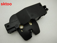 307 block lock door - For Peugeot Citroen Triumph Elysee C5 C4L Sega trunk lock back door lock block trunk lock