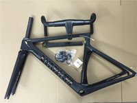 Wholesale Carbon Race Frame - 2016 1:1 New T800 Carbon Frame UD Road Bike Frame Racing Bicycle Frame+Fork+Seat Post+Headset+Handlebar+(BB68 or BB30 adapter) XXS,XS,S,M,L