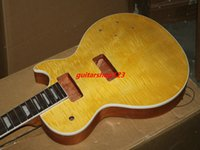 Wholesale Vos Chinese Guitar - VOS Chinese guitar Custom Electric Guitar Body For Wholesale and retail