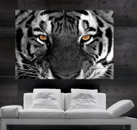 Wholesale Eye Giant - Eye of the Tiger Poster print wall art picture 8 parts giant huge size free shipping NO255