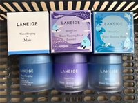 Wholesale mask night - High Quality Laneige Special Care Water Sleeping Mask Overnight Skin Care 70ml