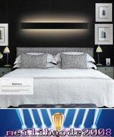 Wholesale Led Lamp Livingroom - 2016 new design Modern 41cm Long 14W Aluminum LED Wall Lamps for livingroom bathroom as Decoration Sconce Light 90-260V MYY