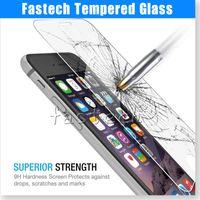 temperli cam samsung galaxy j1 toptan satış-Ücretsiz kargo Iphone 6 6 s artı Samsung Galaxy Için A3 A5 A7 A9 J1 J3 J5 J7 Temperli cam Ekran Protetor Kağıt Paketi ile Anti-parmak izi