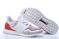 Wholesale Popular Boots For Men - 2016 Ultra Boost Uncaged With Original Box Men Uncaged Ultra Boost Running Shoes Popular Ultra Boost Uncaged for Cheap