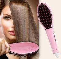 Straighteners pour cheveux Beautiful Star NASV Straight Hair Styling Tool Straightening Irons Digital Temperature Controller Straightening Irons DHL