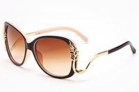 Wholesale Branded Sunglases - Sunglasses Sun Glasses For Women Designer Sunglasses Woman Luxury Sunglass Ladies Oversized Sunglases UV 400 Fashion Brand Sunglasses AC5J0