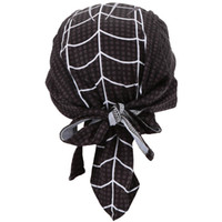 Wholesale Women Pirate Scarf - 6 COLORS! Unisex Quick-dry Ciclismo Bike Cycling Cap Headscarf Pirate Scarf Headband Women Men Hood MTB Racing Bicycle Hat