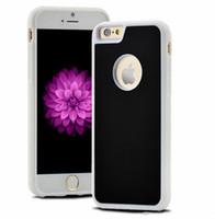 neue design telefon zubehör großhandel-Neues Design Handy Zubehör Fabrik direkt Silikon Anti Schwerkraft Telefon Fall für iPhone 6 / 6s Fall