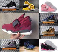 Wholesale Waterproof Walking Shoes Men - With box Arrival 2017 Lab ACG KMTR Running Shoes Men& Women waterproof automatic magnetic clasp wind warrior Walking Shoes 36-45