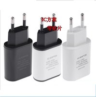 Wholesale Iphone5 New Charger - Wholesale-New Top Quality EU Plug 5V 2A USB Charger Speed Wall Charger adapter for iPhone5 6 plus Samsung HTC ,obile phones