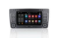 Wholesale Dvd Screen Skoda Octavia - Android 7.1 Quad-Core 1.6GHz Car DVD For Skoda Octavia II   Yeti With Radio GPS Navigation BT