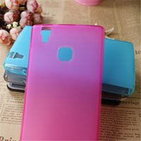 Wholesale Cell Phone Cases Doogee - Cell Phones Case for DOOGEE X5 Max Clear Transparent Cover protection phone cover skin candy color good quality