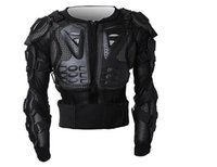 Wholesale Motorcross Racing Jacket - Wholesale-HOT! Professional Motorcycle Body Protection Motorcross Racing Full Body Armor Spine Chest Protective Jacket Gear,Free shipping!