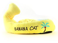 Wholesale Boat Throw Cushions - Banana Boat Pet Cushion Dog Bed House Bed For Cat Cushion Kennel Pens Doggy Puppy Sofa Sleeping Bag Warm Free Shipping 1PC
