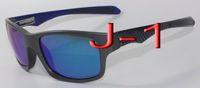 Wholesale Frames Fire - 2016 Classics Jupiter Carbon Sports Sunglasses Polarized Oculos Women Men black plastic frame red fire Iridium mirror flash 4066