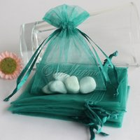 50pcs / lot Teal Синий 3