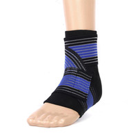 Wholesale Foot Guard - Sports Safety Nylon Ankle Support Protection Foot Bandage Elastic Brace Guard Support Sport Ankle Band Protection
