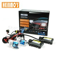 Wholesale Hid High Quality - High quality 35W Xenon HID Conversion Slim Kit h7 6000K H1 H3 H11 H8 H9 H11 H10 9005 9006 880 881 5000k 43000k 6000k 8000k 10000k 12000k
