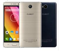 Wholesale Bar Type Phones - CUBOT Cheetah 2 Android 6.0 4G Smartphone 5.5inch MT6753 Octa Core 3GB RAM 32GB ROM Fingerprint Type-C Mobile Phone