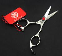 "Wholesale Hikari Scissors - #533 4.5"" Professional Purple-Dragon Hair Scissors,Top Quality Shortest Shears for Barbershop and Home,HIKARI JP440C Cutting Scissors"