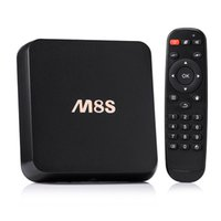 sport box video - M8S s812 GB ott tv box Online Update K Smart Android TV Box Quad Core GB GB Box Stream Video Sports Program Channels