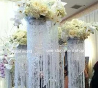 Wholesale Flower Aisle Wedding - wholesale l aisle stands weddings pillars stands flowers crystal stands for weddings
