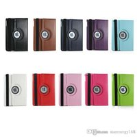 Wholesale China J - 360 Degree Rotating Flip PU Leather Cover Stand Case For Samsung Galaxy Tab A T350 T550 S T800 T700 Tab4 T530 T230 P3200 T110 P600 J-PT
