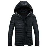 Wholesale Men Clothing Heavy - Luxury Brand Men Wear Thick Winter Outdoor Heavy Coats Down Jacket mens jackets Clothes Northfaces down coat parkas M-XXL