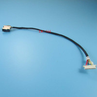 Wholesale Hp Laptops Jack - Free shipping2*For HP 15-AB PAVILION 15-AB 15-AB110NR DC Power Jack with cable