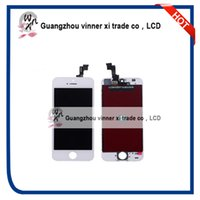 Wholesale Factory Replacement Parts - Factory Price Wholesale Touch Screen Digitizer Replacement Parts For IPhone 5se Lcd Replacement Top Quality AAA For IPhone SE Display LCD