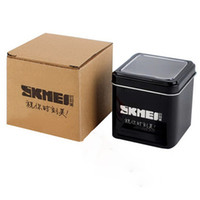 Wholesale Metal Wristwatch - SKMEI Top Brand New Fashion Watches Boxes Luxury Brand Box for Watches SKMEI Wristwatches Box 01