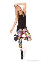 Wholesale Slim Girls Sexy Leggins - 2016 sexy women's movement leggins Leggings Fitness Girl Running Tights MY01