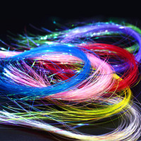 Wholesale Crystal Streamers - New 10pcs set Pearl Uv Hue Ice Wing Fiber  Width 0.4mm Crystal Flashabou Tinsel Pearl Uv Hue Fly Tying Material for Streamers