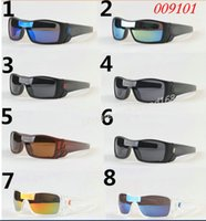 Wholesale Top Brands Sunglasses Wholesale - FREE SHIPPING 2016 BRAND NEW BATWOLF SUNGLASS MEN'S SUNGLASSES OUTDOOR SPORT GOOGEL GLASSES 8COLORS TOP QUALITY.