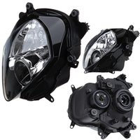 Motocicleta Farol Assembly Head Lamp para Suzuki GSXR1000 2007 2008