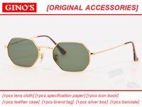 Wholesale Designer R - wholesale Retro fashion luxury Sunglasses Square Vintage Style designer Sun glasses Men UV400 Classic reflective r UV400 mirror sunglass