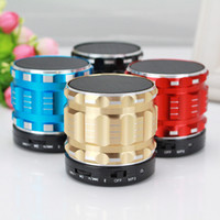 Wholesale Sansumg Phones - For Sansumg HTC Iphone and Other Bluetooth Enabled Devices Small Wireless Speakers With Built-in Microphone-Four Colors for Choose