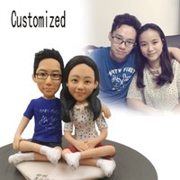 Wholesale Chinese Mans Dolls - Private Custom Real Men Dolls Customized Doll According to Photos The Best Gift for Children or Friend Chinese Traditional Craft
