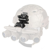 Wholesale helmet adapter for sale - Group buy New Arrival FAST Helmet Mount Metal Adapter Black Tan Sliver Color For Outdoor Sport Use CL24