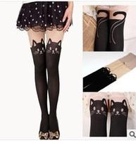 Wholesale Dress Suit Fashion Style - Fashion Girl's Style Women's Leggings Suit go with Dress High Elasticity Leggings Thin Pants For Autumn