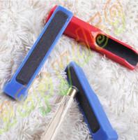 Wholesale Cues Sticks - Snooker Billiard Pool Cues Tip Shaper Trimmer Rods Snooker Billiard scuffer Cue Tip Double-Side Stick Shaper Grinding Repair Tool