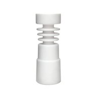 Wholesale ceramic domeless male universal resale online - High quality Domeless Female or male Ceramic Nail Universal Fits mm mm Joint size Ceramic nails for bongs oil rig