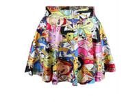 Wholesale Digital Print Dresses - 2017 women s dresses digital printing dresses summer dresses for women NVQ88